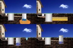 отвод автономной канализации